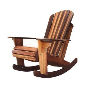 oversized rocking chair adirondack rocker