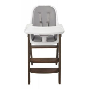oxo tot high chair oxo tot sprout high chair gray walnut