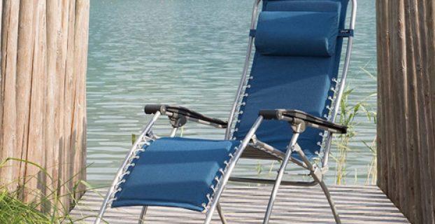 padded zero gravity chair lafuma rsx lfm zero gravity recliner blue or dark grey