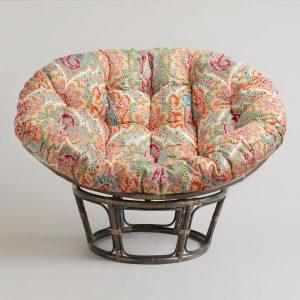 papasan chair frame and cushion xxx v