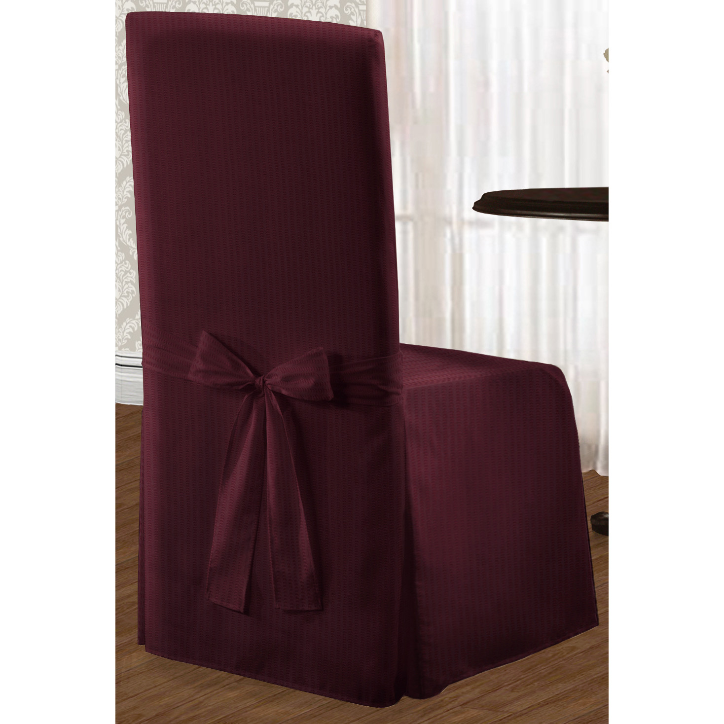 parson chair covers