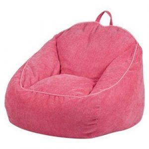 pink bean bag chair circo oversized bean bag pink x