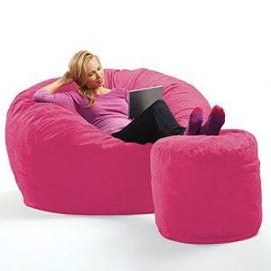 pink bean bag chair pink bean bag chair
