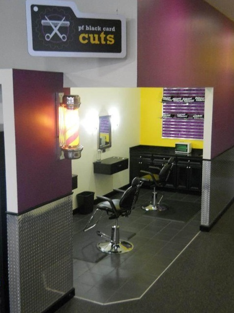 planet fitness massage chair
