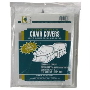plastic chair covers