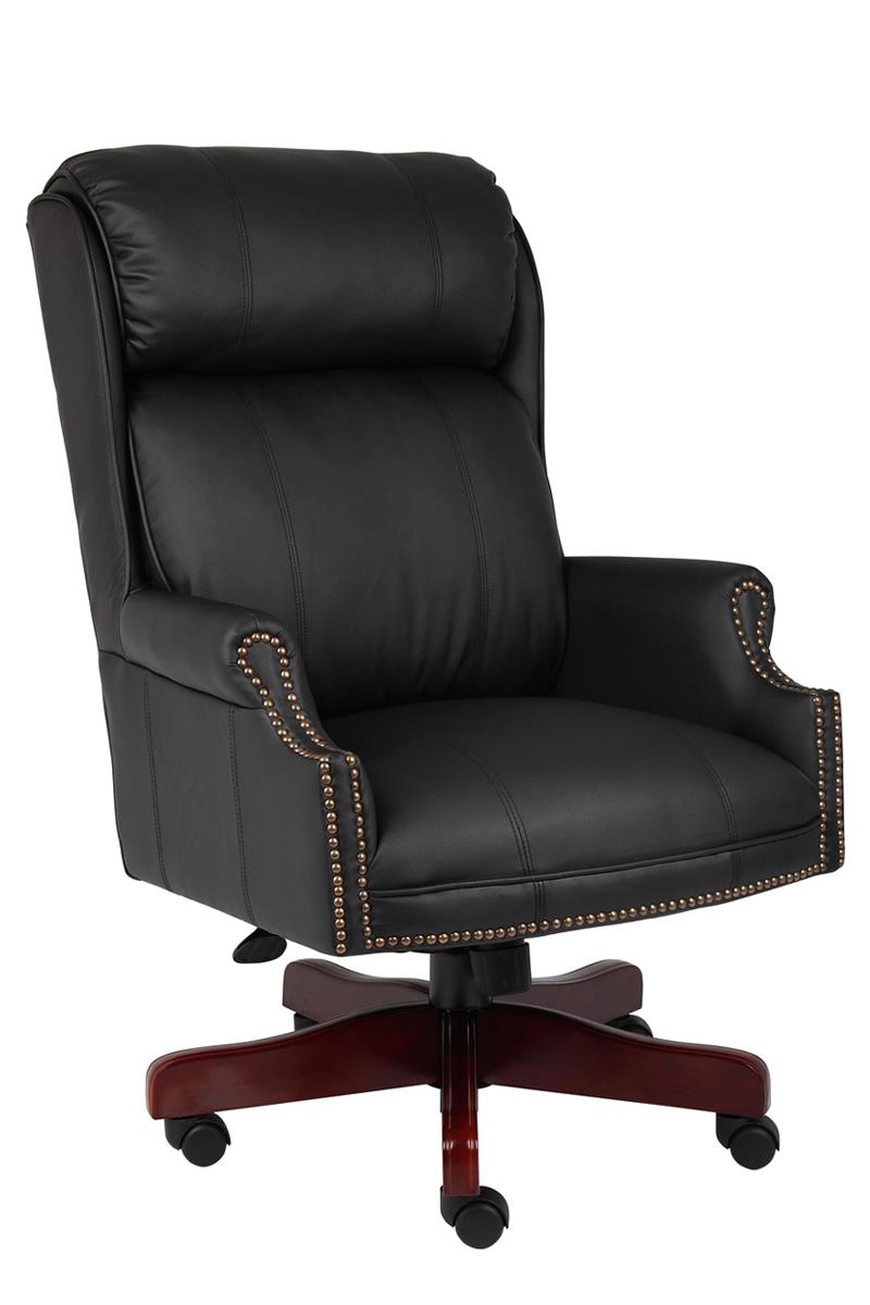plush office chair