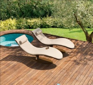 pool chair lounger caribe pool lounge chair