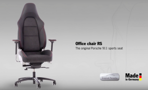 porsche office chair porsche office chair rs screenshot