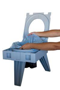 porta potty chair ynlsygkil sl