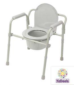 porta potty chair s l