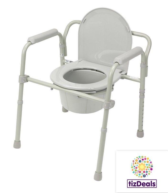 porta potty chair