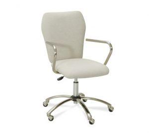 pottery barn desk chair airgo swivel desk chair c