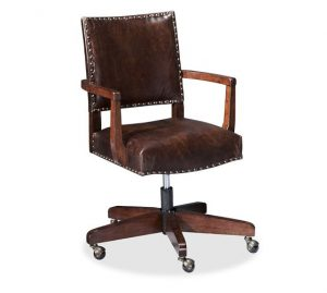 pottery barn desk chair manchester swivel desk chair c