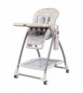 prima poppa high chair peg perego prima pappa newborn high chair in circles color with upholstery defect