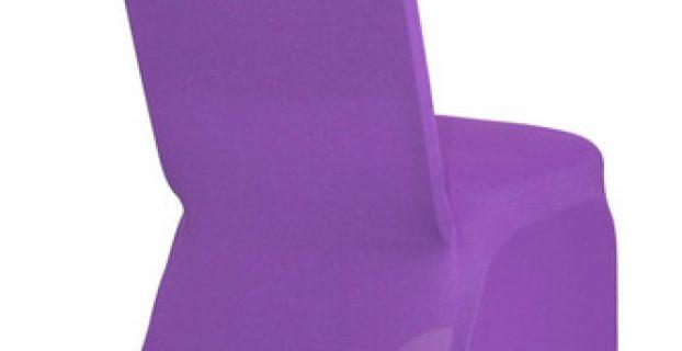 purple chair cover spandex banquet chair cover purple default