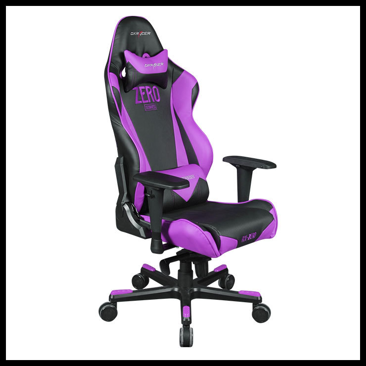 purple gaming chair