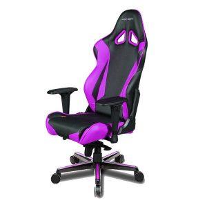 purple gaming chair black purple dxracer racing series chair oh rv nv grande