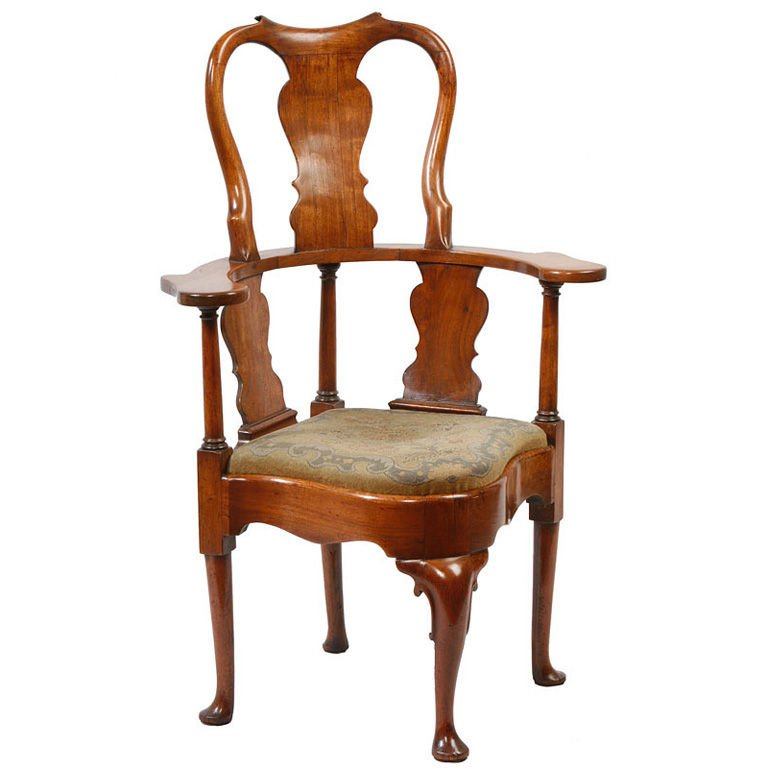 queen anne chair xxx