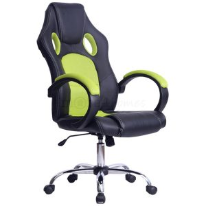 racing desk chair prix green pic