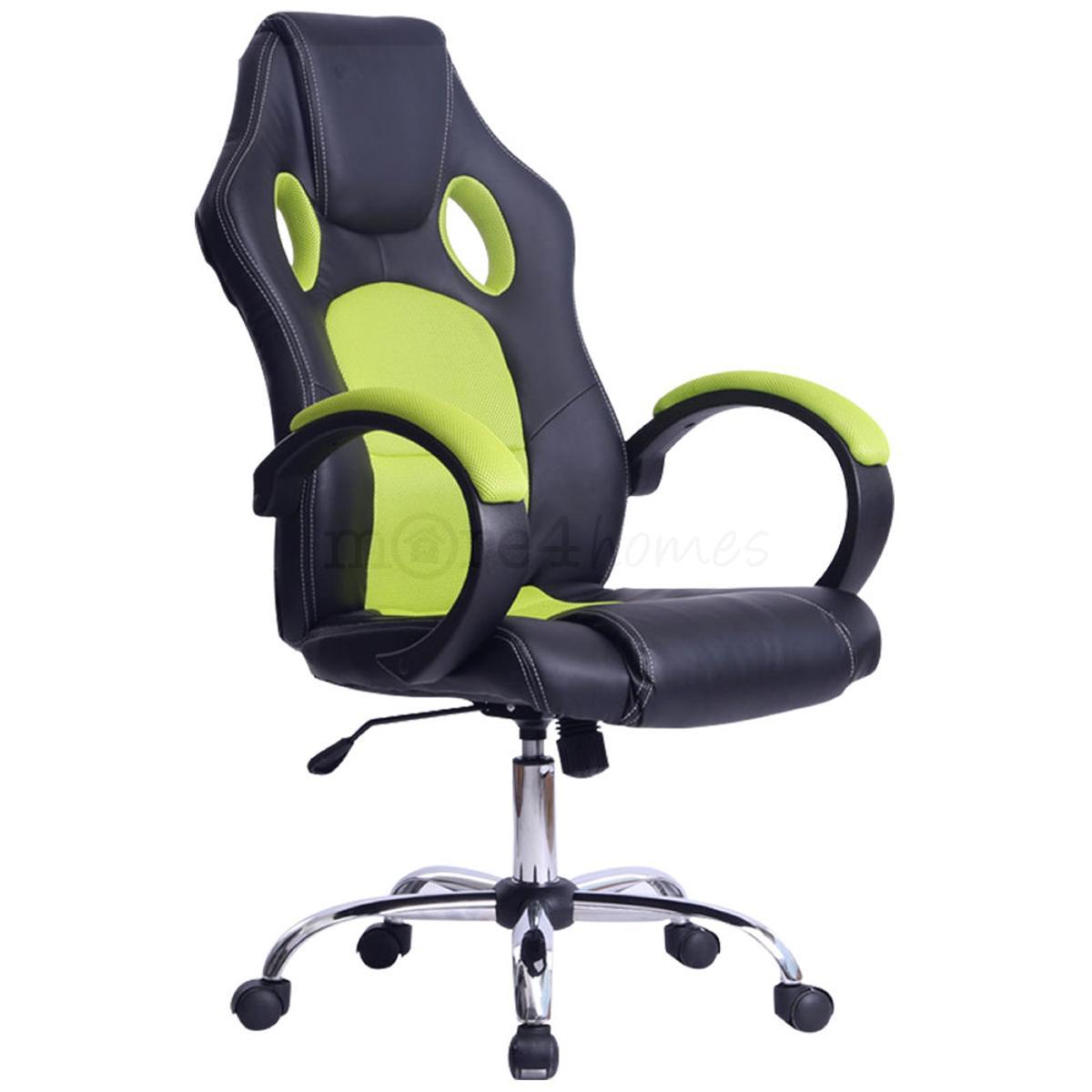 racing desk chair