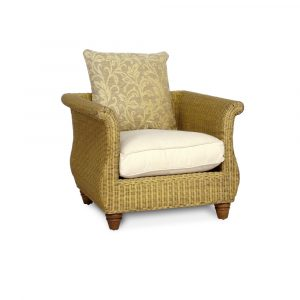 rattan chair cushions upstairs