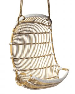 rattan hanging chair ch