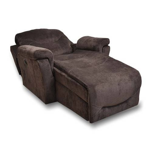 Sofa Recliner Bed Trevino Smoke Leather Reclining Sofa