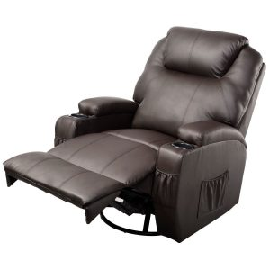 recliner sofa chair ergonomic heated massage recliner sofa chair deluxe lounge executive with control