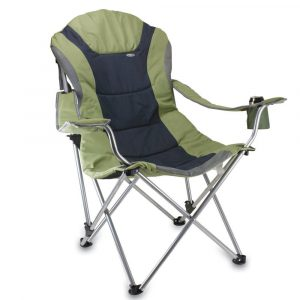 reclining camp chair n flipped chair