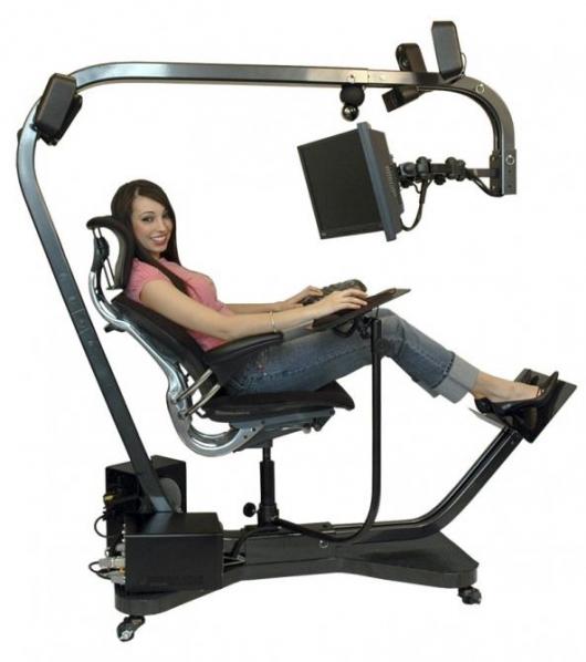 reclining computer chair