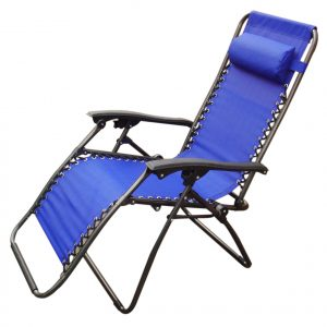 reclining lounge chair loungechairdarkbluea