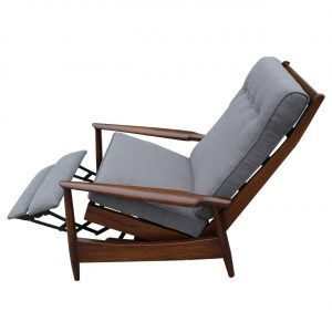 reclining lounge chair recliner l