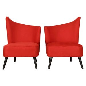 red accent chair master:aa