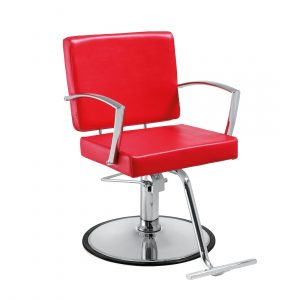 red chair salon duke red salon chair