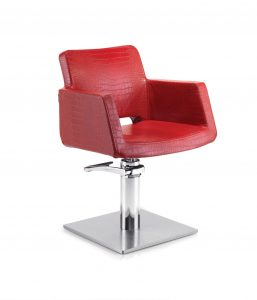 red chair salon vista chair red iguana
