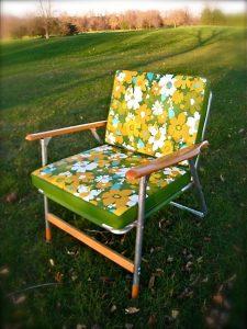 retro lawn chair il xn
