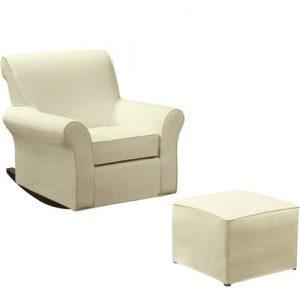 rocker chair and ottoman x