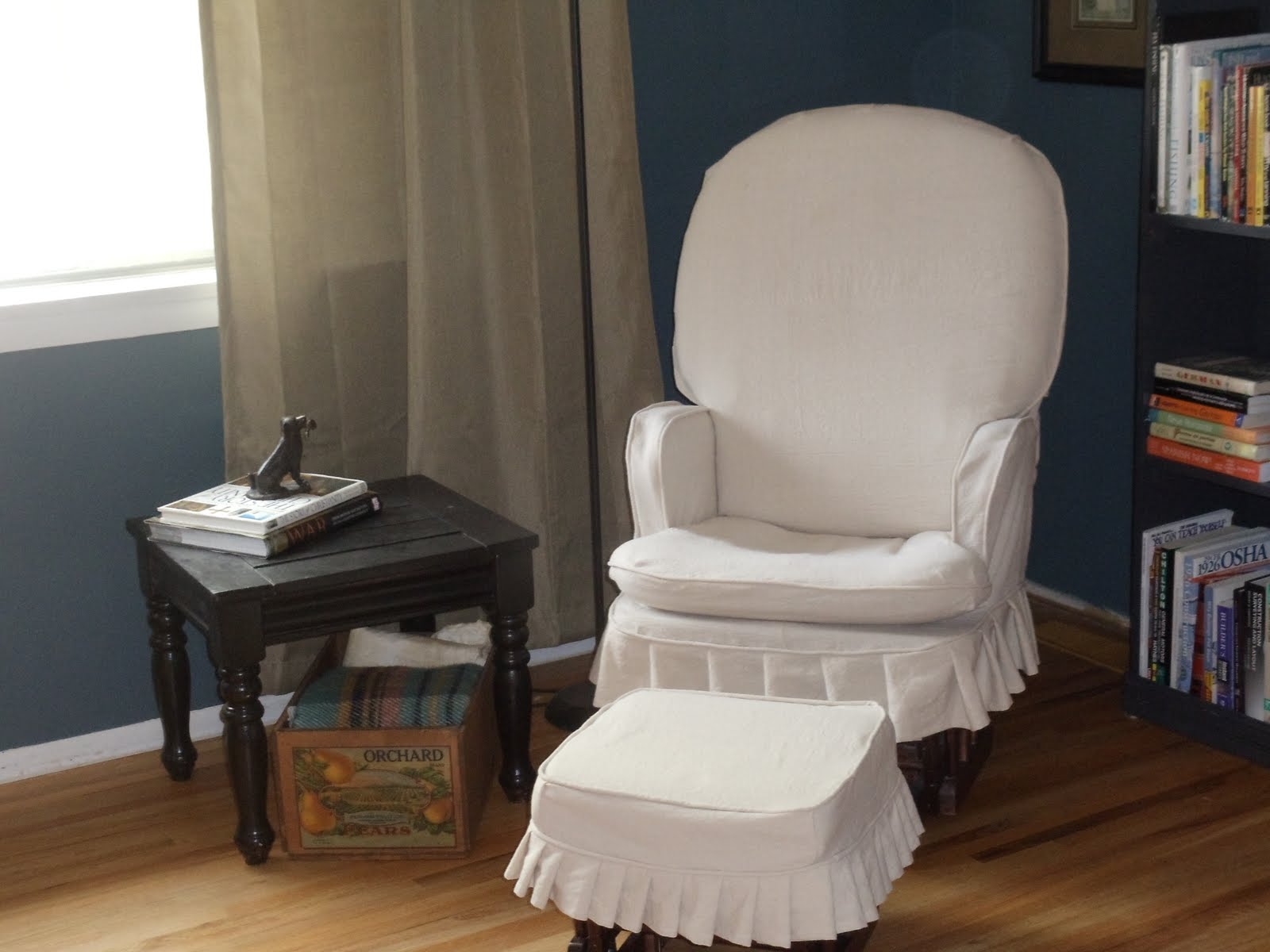 rocker chair slipcovers