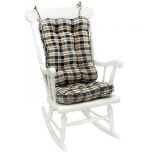 rocking chair cushion set master:ghf