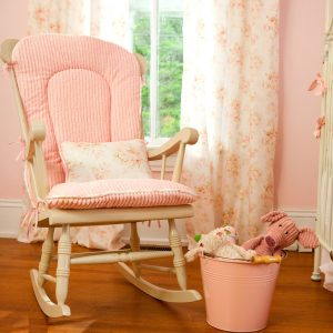 rocking chair for babys room traditional baby room with old fashioned baby nursery rockers and pink cushion beside flowery curtain on white framed glass window between pink wall x