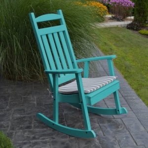 rocking chair for porches classic porch rocking chair