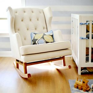 rocking chair nursery t b