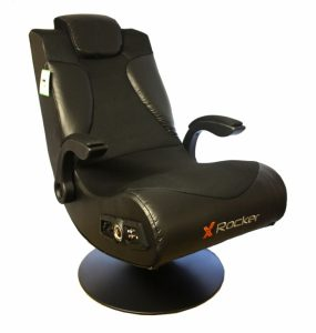 rocking gaming chair xrocker v