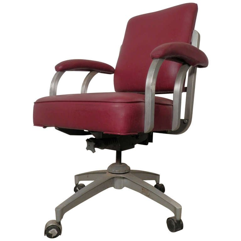 rolling desk chair l