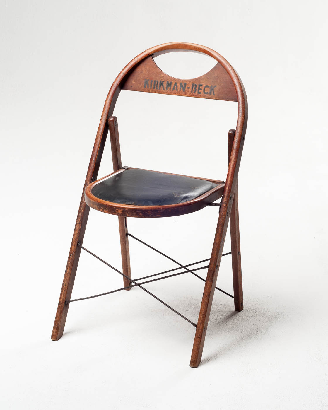 round folding chair