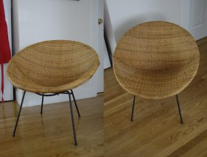 round wicker chair roundchairfront
