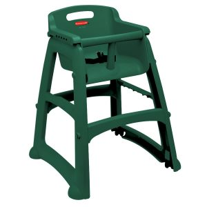 rubbermaid high chair rubbermaid fgdgrn green sturdy chair restaurant high chair without wheels ready to assemble