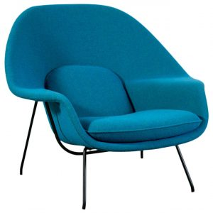 saarinen womb chair l