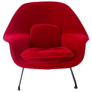 saarinen womb chair z
