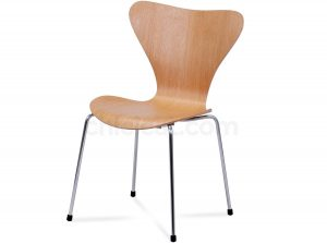 serie chair series chair by arne jacobsen platinum replica